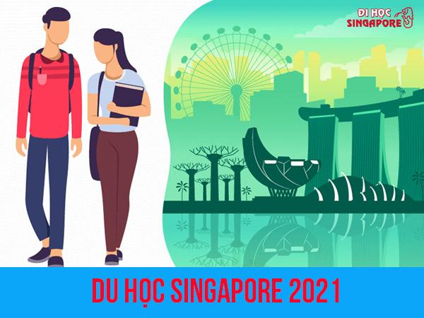 Du học Singapore 2021 - tại sao không?