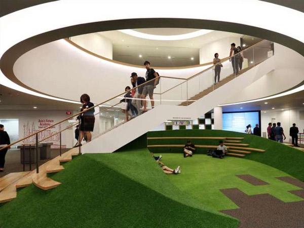 Học viện PSB - môi trường hàng đầu tại Singaproe
