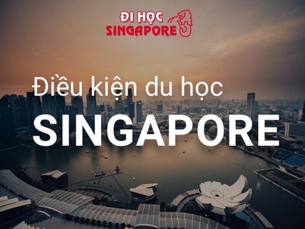 Điều kiện du học Singapore dễ dàng