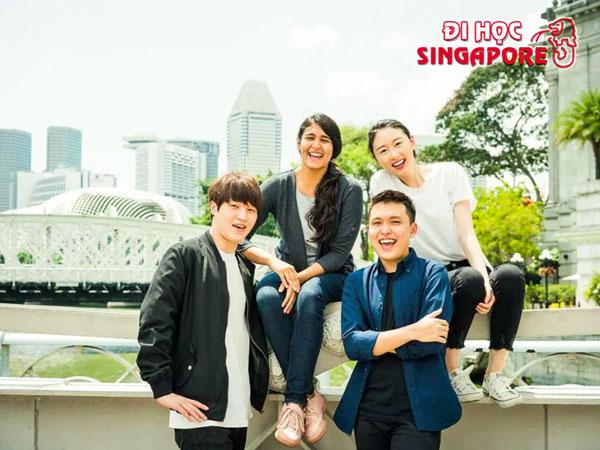 Du học thạc sĩ Singapore