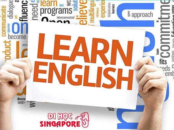 Du học Singapore mang đến môi trường rèn luyện tiếng Anh