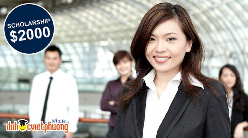 Học bổng du học singapore chương trình MBA tại học viện FTMS