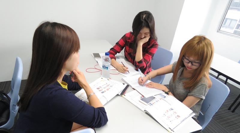 Học bổng du học singapore tại học viện sdh năm 2016