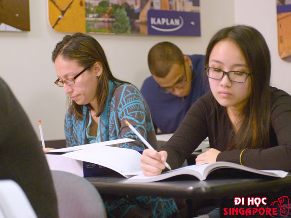 Học viên Kaplan: Môi trường đào tạo hàng đầu tại Singapore