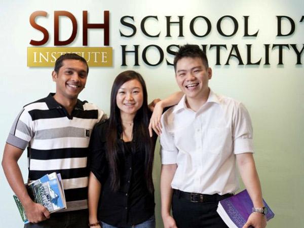 Học viện SDH: đào tạo chuyên sâu các ngành học Du lịch – Khách sạn
