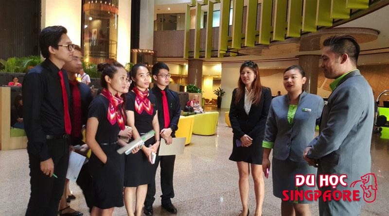 Du học Singapore tổng quan về trường cao đẳng shrm