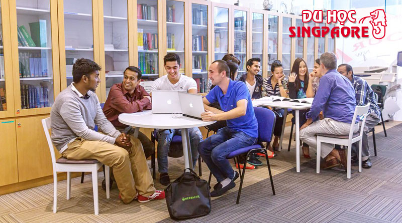 Du học Singapore học ACCA tại Học viện FTMSGlobal
