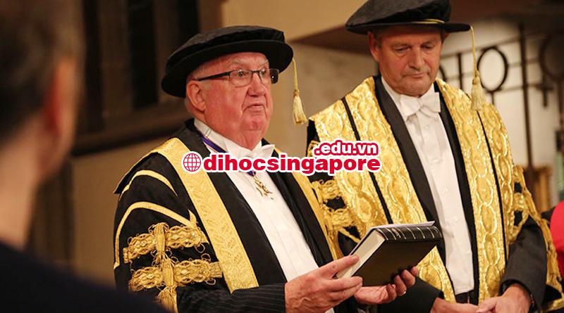 Du học Singapore nhận bằng thạc sỹ của Anh Quốc