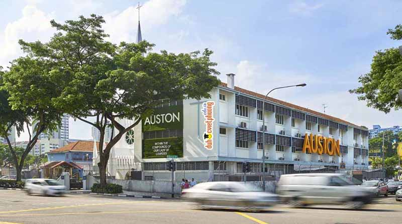Du học Singapore tại học viện quản lý Auston Singapore