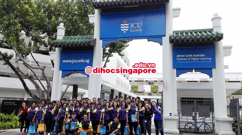 Du học Singapore học ngành kinh tế tại Đại học James Cook