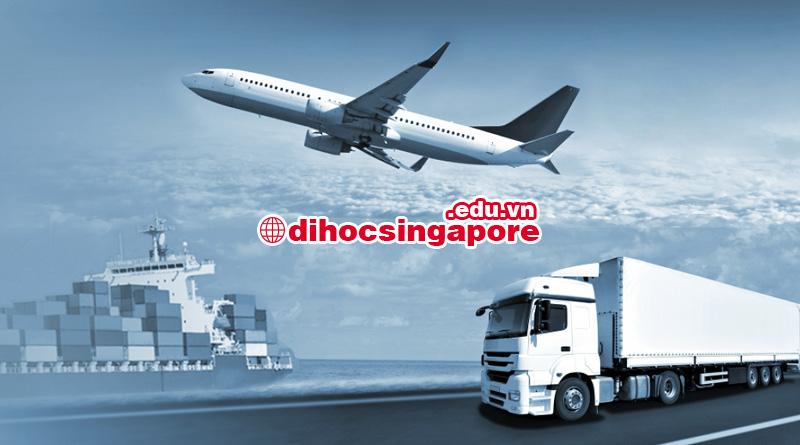 Du học Singapore ngành Logistics tại Học viện Kaplan