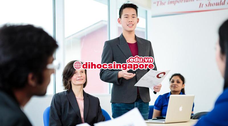 Du học Singapore học thạc sĩ kinh doanh quốc tế tại MDIS