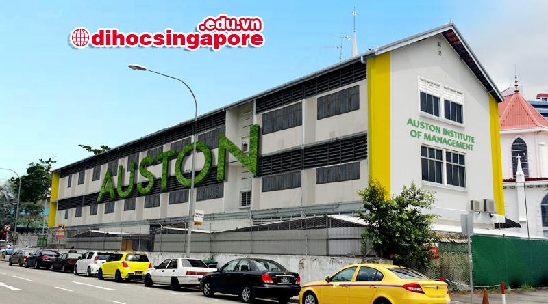 Du học Singapore tại Học viện Quản lý Auston