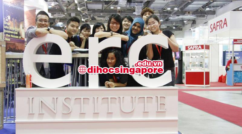 Du học Singapore ngành Du lịch Khách sạn tại Học viện ERC