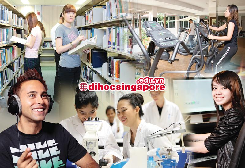 Du học Singapore tại Học viện MDIS