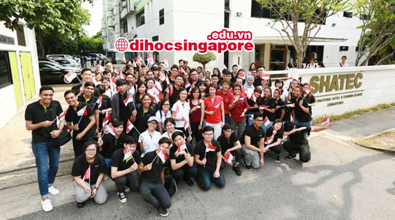 Du học Singapore tổng quan về Học viện SHATEC38