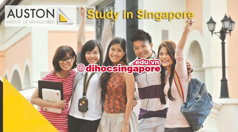 Chương trình ưu đãi du học Singapore tại Học viện Auston