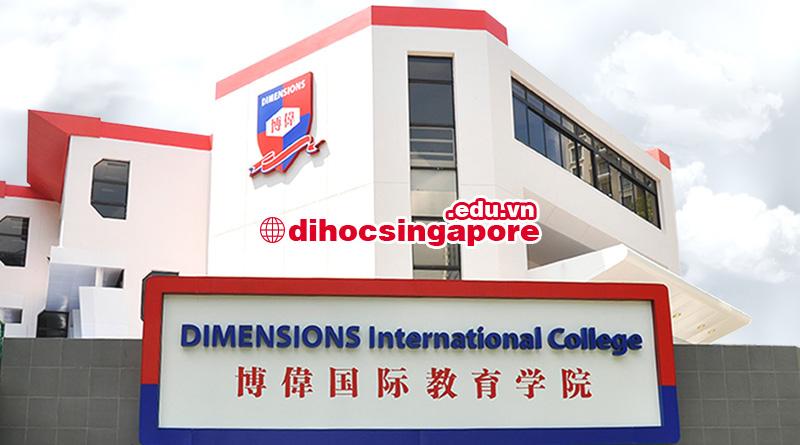Du học Singapore tại trường quốc tế Dimensions