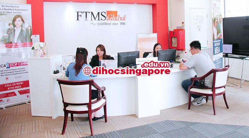 Tuyển sinh du học Singapore tại Học viện FTMS Global