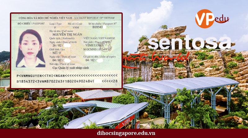 Chúc mừng bạn Thị Ngân đạt visa du học Singapore