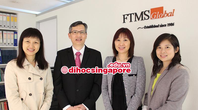 Chương trình khuyến học của Học viện FTMS Global Singapore năm 2017