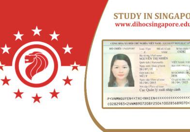 Chúc mừng bạn Nguyễn Thị Nhiên đậu visa du học Singapore