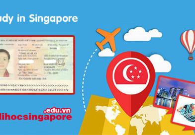 Chúc mừng bạn Hoài An đạt visa du học Singapore