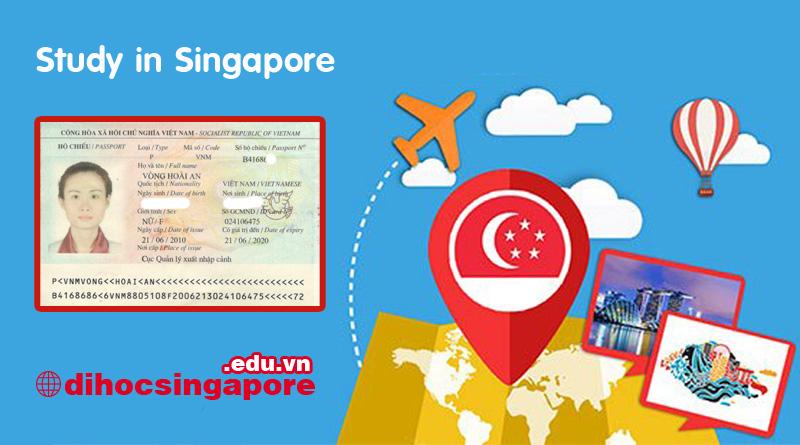 Chúc mừng bạn Vong Hoài An đạt visa du học Singapore