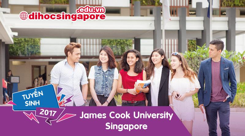 Chương trình tuyển sinh tại Đại học JCU Singapore 2017