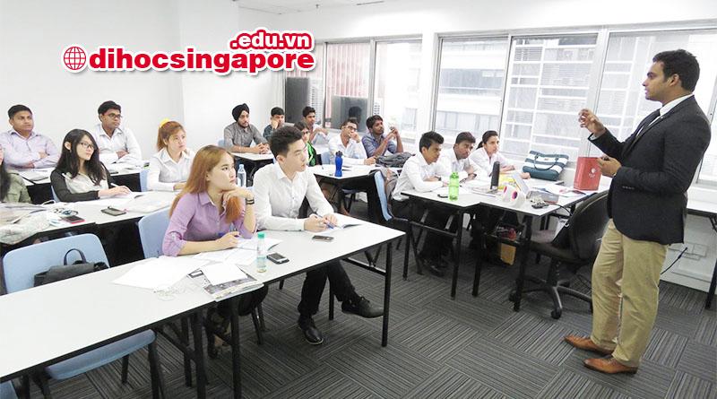 Du học Singapore chương trình tiếng anh tại Học viện SDH
