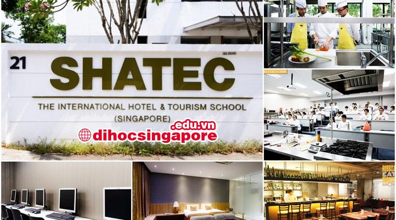 Du học Singapore thông báo tuyển sinh 2017 tại Học viện Shatec