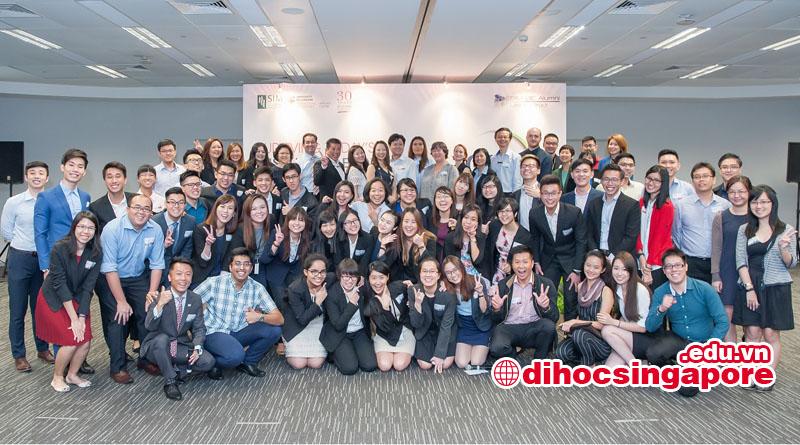 Du học Singapore chương trình sau đại học tại SIM GLOBAL EDUCATION