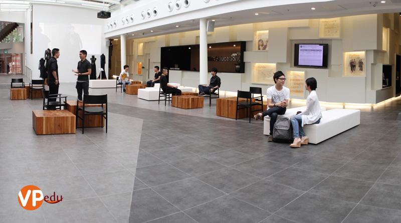 Học thiết kế đồ họa tại Học viện Raffles Singapore