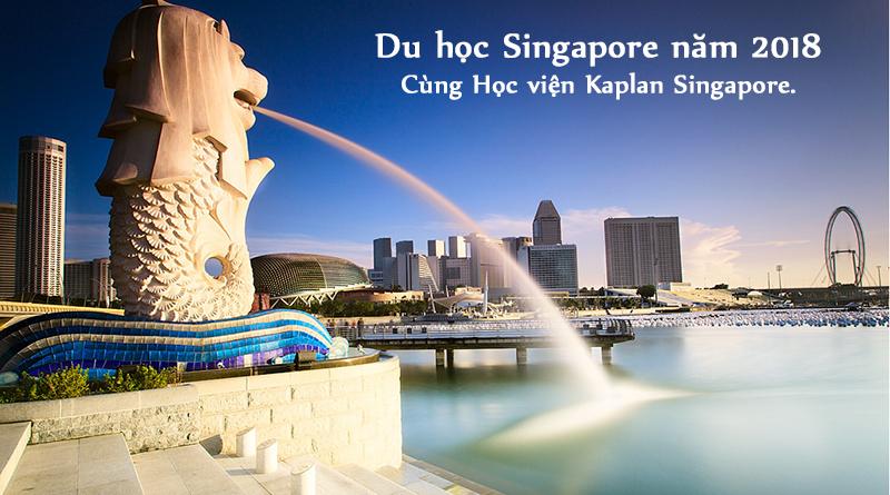 du học tại học viện Kaplan Singapore