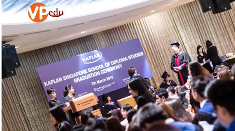 Miễn phí ghi danh tại Học viện Kaplan Singapore năm 2021