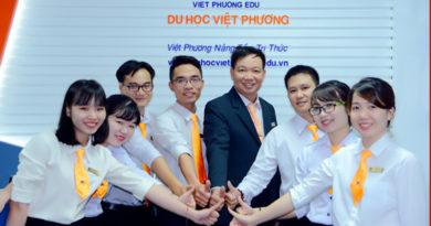 Tin tuyển dụng ở các vị trí của công ty du học Việt Phương