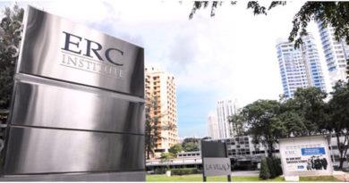 Tham khảo chương trình học thạc sĩ Singapore tại học viện ERC