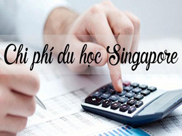 chi phí dự tính cho bạn khi du học tại Singapore
