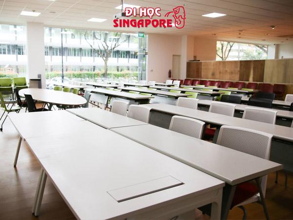 Học viện ERC: Môi trường học tập hiện đại, cơ sở vật chất tiện nghi