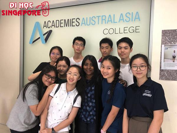 Học Bổng tại trường AAC 2021