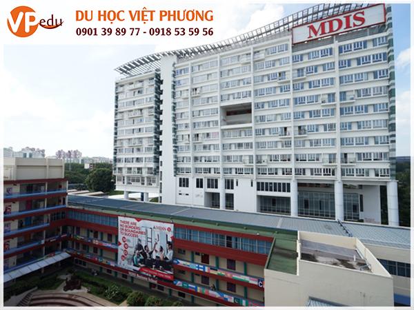 MDIS giành nhiều giải thưởng như: Giải thưởng Thương hiệu Uy tín Singapore (SPBA)