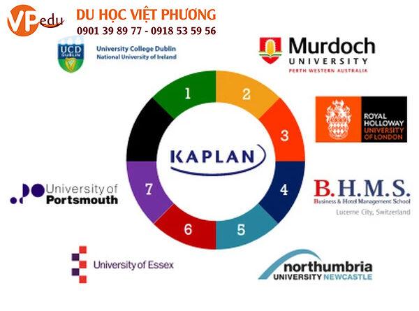 Tổng quan Học viện Kaplan Singapore